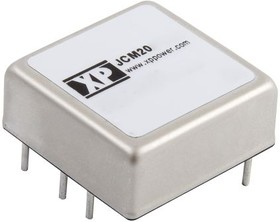 JCM2012D15, DC/DC Converter Isolated