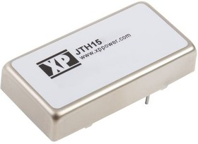 JTH1548D12, DC/DC CONVERTER ISOLATED +/-12V 15W