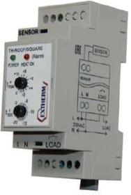 Термостат мех. для систем антиобледенения 16А на DIN-рейку EXTHERM Th-roof