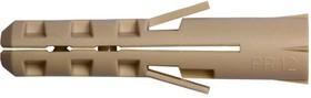 Дюбель распорный нейлон PR 12х60 коробка (уп.25шт) Партнер 43711