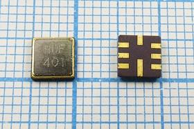 Фото 1/2 Фильтр на ПАВ 433.92МГц, полоса пропускания 600кГц, в SMD корпусе 5x5мм SAW ф 433920 \пол\ 600/3\S05050C8\ 8C\HDF433MS3B\\