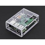 Acrylic Case for Raspberry Pi Model B+ / Pi 2 [CLEAR] ...