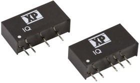 IQ2405SA, DC/DC CONVERTER ISOLATED 5V 1W