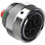 AHDM06-24-07SN-CL22, CIRCULAR CONNECTOR, PLUG, 7POS, CABLE