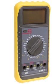 Мультиметр цифровой Professional MY62I ИЭК TMD-5S-062