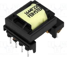 TI-EF16-1644, Трансформатор: импульсный; блок питания; 9Вт; Совместим с: TNY278