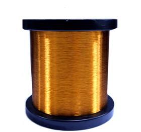 Обмоточный провод ПЭТВ-2 0,1 ( 32360 м) 2,46 кг