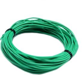 Провод силиконовый 24AWG 0,2 мм кв 10 м (зеленый)