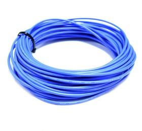 Провод силиконовый 18AWG 0,75 мм кв 10 м (синий)