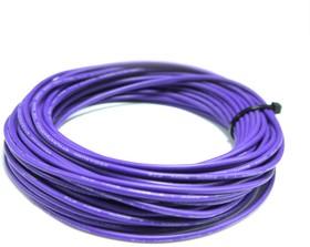 Провод силиконовый 20AWG 0,5 мм кв 10 м (фиолетовый)