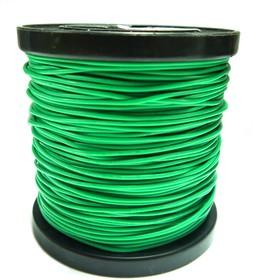 Провод силиконовый 18AWG 0,75 мм кв 100 м (зеленый)