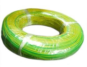 Провод силиконовый 24AWG 0,2 мм кв 305 м ( желто-зеленый)
