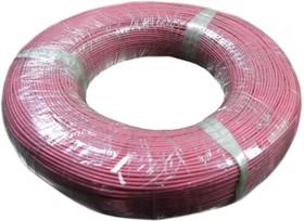 Провод силиконовый 24AWG 0,2 мм кв 305 м (розовый)