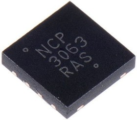 NCP43080DMNTWG, Synchronous Rectifier Con
