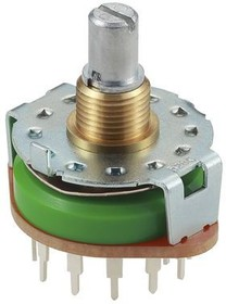 SRRM254700, ROTARY SWITCHES