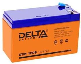 Фото 1/2 Аккумулятор 12В 9А.ч Delta DTM 1209