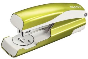 NEXXT SERIES WOW, STAPLER - 30 SHEETS - GREEN- BOX