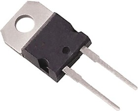 STPSC20065D, SIC SCHOTTKY DIODE 650V 20A TO220AC