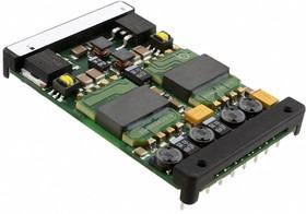 70IMX35D15D15-8Z, DC/DC преобразователь, 36Вт, Uвх=40…121В, 4 выхода по 15В/0.6A