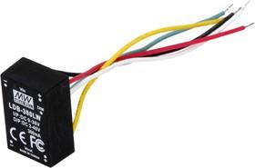 Фото 1/2 LDB-500L, DC/DC LED Driver, вход 9…30В DC, выход 500мА/2…32В, преобразователь для светодиодного освещения