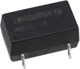 AMSRL-7812-NZ, DC/DC преобразователь, 6Вт, вход 14…28В, выход 12В/0,5А