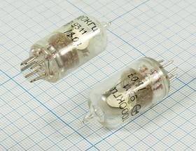 кварцевый резонатор 1МГц с большим кристаллом в стеклянном корпусе СВ, с жёсткими выводами, 1000 \СВ\\\\\1Г 19x41 (1000КГЦ)