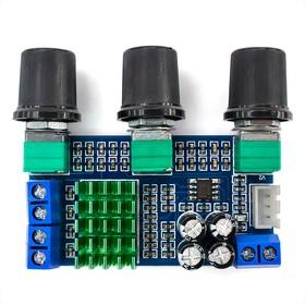 Аудио стерео усилитель миниатюрный XH-M567 на TPA3116D2