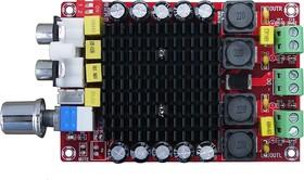 Аудио стерео усилитель TDA7498 (XH-M510)