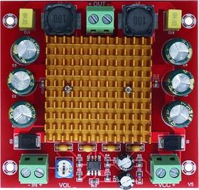 Фото 1/2 Аудио усилитель моно TPA3116D2 (XH-M544) D класса