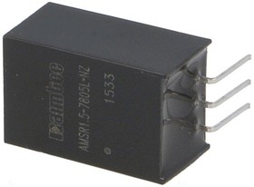 AMSR2-783.3L-NZ, DC/DC преобразователь, 6,6Вт, вход 4,75…18В, выход 3,3В/2А