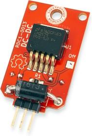 Фото 1/2 RDC1-0013 5V, DC-DC преобразователь 60В / 5В, 1.3А, LM2575HV