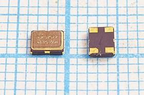 Термокомпенсированный кварцевый генератор 15.6МГц, 1ppm/-30~+60C, гк 15600 \VCTCXO\SMD03225C4\ SIN\3В\VU010H15603TVC\