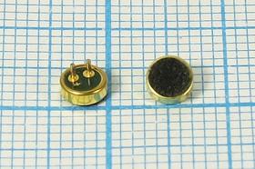 Микрофон электретный всенаправленный размерами 4x1.5мм; №14102 микэ 4,0x 1,5\O\2P\-40\EM- 4015P-40dB\FBELEC