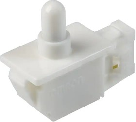D3D131, Switch Safety Interlock N.O. SPST Plunger 1A 250VAC 2N Panel Mount Connector 300000Cycles
