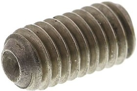 Q209160001000012000, A2 S/STEEL SOCKET SET SCREW,M5X16MM