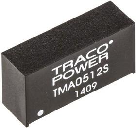 TMA0512S UNREGULATED DC-DC,12V 1W