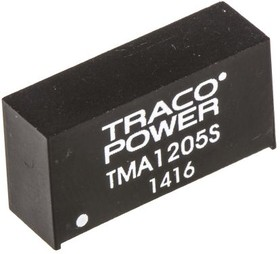 TMA1205S UNREGULATED DC-DC,5V 1W