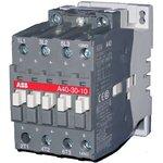 Контактор AX40-30-10-80 40А AC3 с катушкой управления 220-230В АС ABB 1SBL321074R8010
