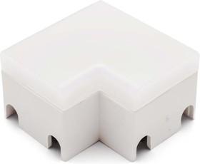 09-30, Коннектор угловой для соединения трековых светодиодных светильников, 0.6Вт, 4000К