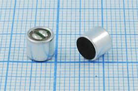 Микрофон электретный однонаправленный 6x5мм; №3286А микэ 6,0x 5,0\U\2C\-47\ KPCM-60H50U-67dB