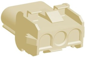 2178474-2, Connector Accessories Cap Straight Glass Filled Polyamide Natural Package