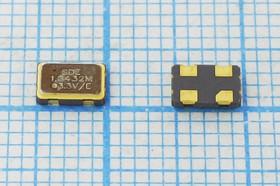 Кварцевый генератор 1.8432МГц 5В, HCMOS/TTL в корпусе SMD 5x3.2мм, гк 1843,2 \\SMD05032C4\T/ CM\3,3В\SOC5\SDE