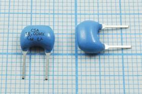 Керамические резонаторы 16МГц с двумя выводами, пкер 16000 \C10x10x05P2\\5000\ \CSA16,0MXZ040\2P