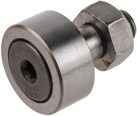 CF 10-1 FBUUR, S/S CAGED CAM FOLLOWER, STUD 10MM,26MMOD