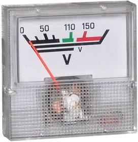 Вольтметр 150В (40х40)