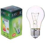 Лампа накаливания Б 230-75 75Вт E27 230В инд. ал ...
