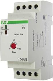 Фото 1/2 PZ-828, Реле уровня одноуровневый монтаж на DIN-рейке 35мм 230В AC 16А 1перекл. IP20