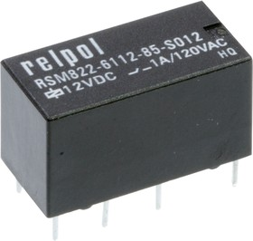 RSM822-6112-85-S012, Сверхминиатюрное реле
