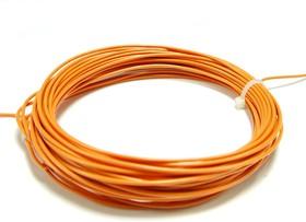 Монтажный провод НВ-4 0,35 мм кв.( оранжевый )10 м