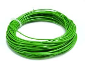 Монтажный провод НВ-4 0,12 мм кв.( зеленый ) 10 м